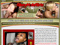 Glory Hole Girlz videos