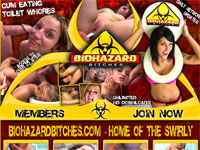 Biohazard Bitches videos